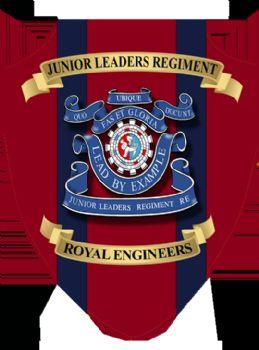 Junior Leaders Regt Plaque